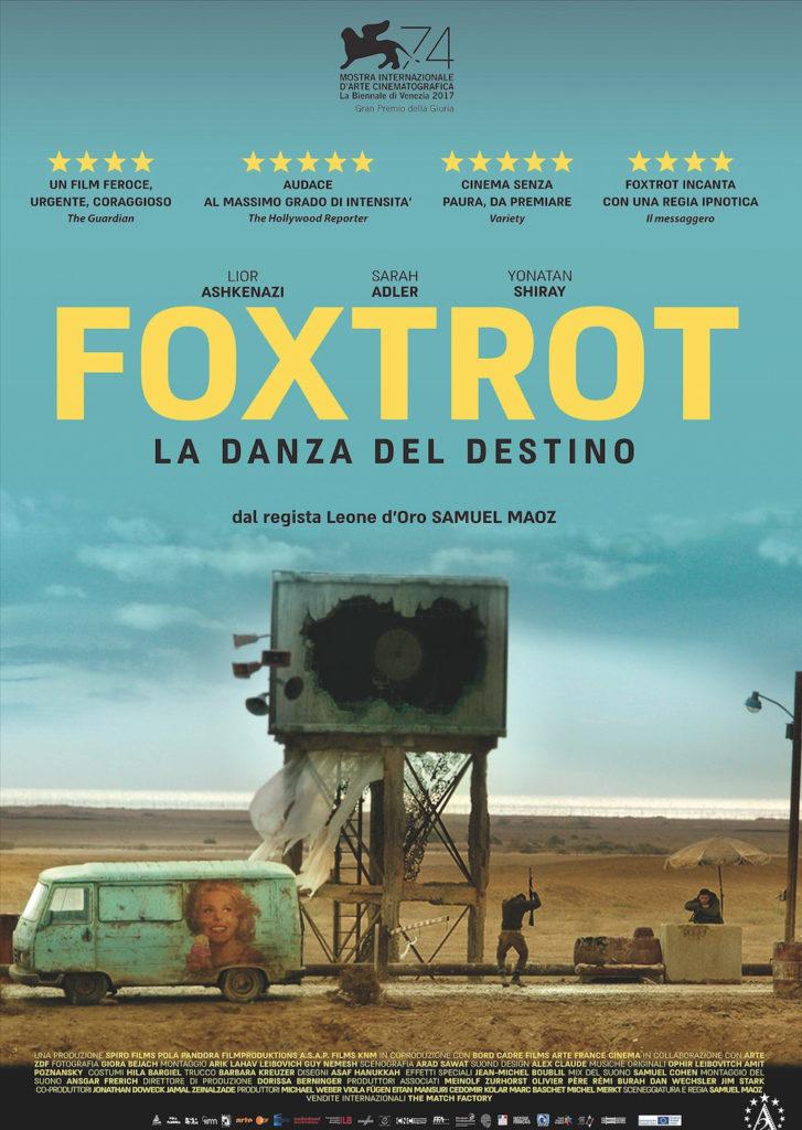 Foxtrot – La danza del destino - Film in rassegna