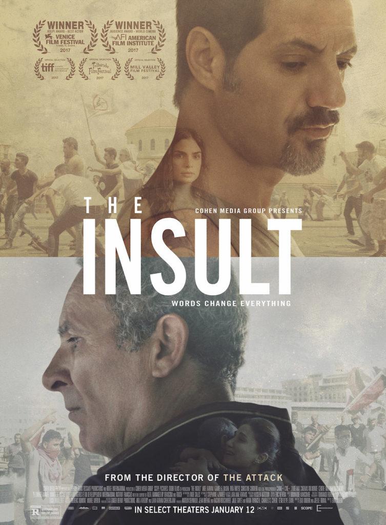 L'insulto - Film in rassegna