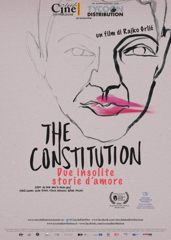 The constitution - Film in rassegna