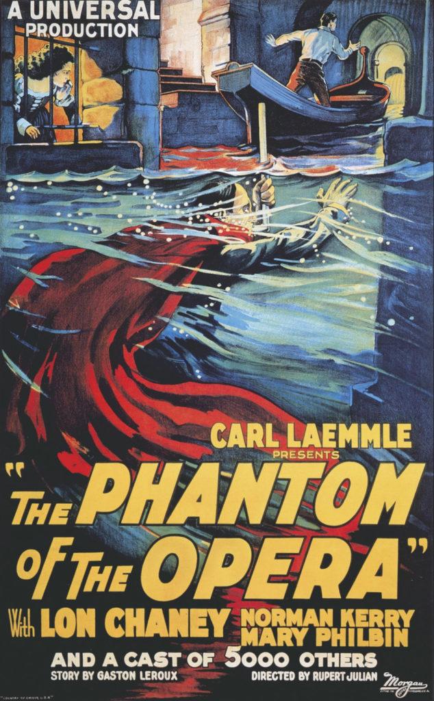 Il fantasma dell'opera - Film in rassegna