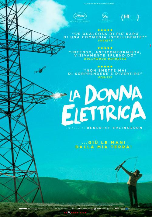 La donna elettrica - Film in rassegna