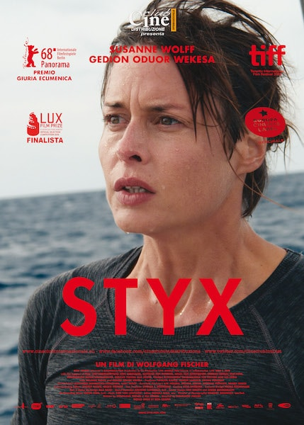 Styx - Film in rassegna