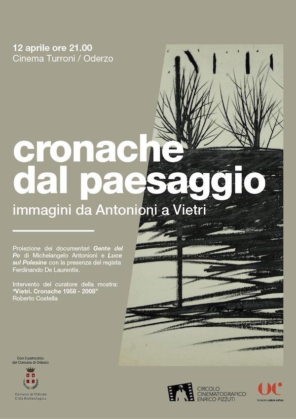 Immagini da Antonioni a Vietri - Film in rassegna