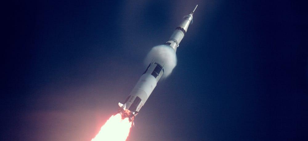 Il razzo Saturn V