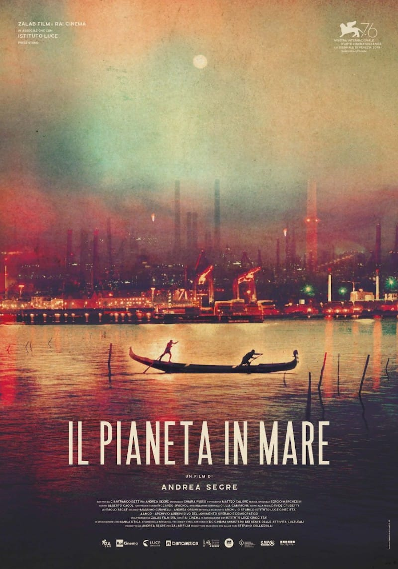 Il pianeta in mare - Film in rassegna