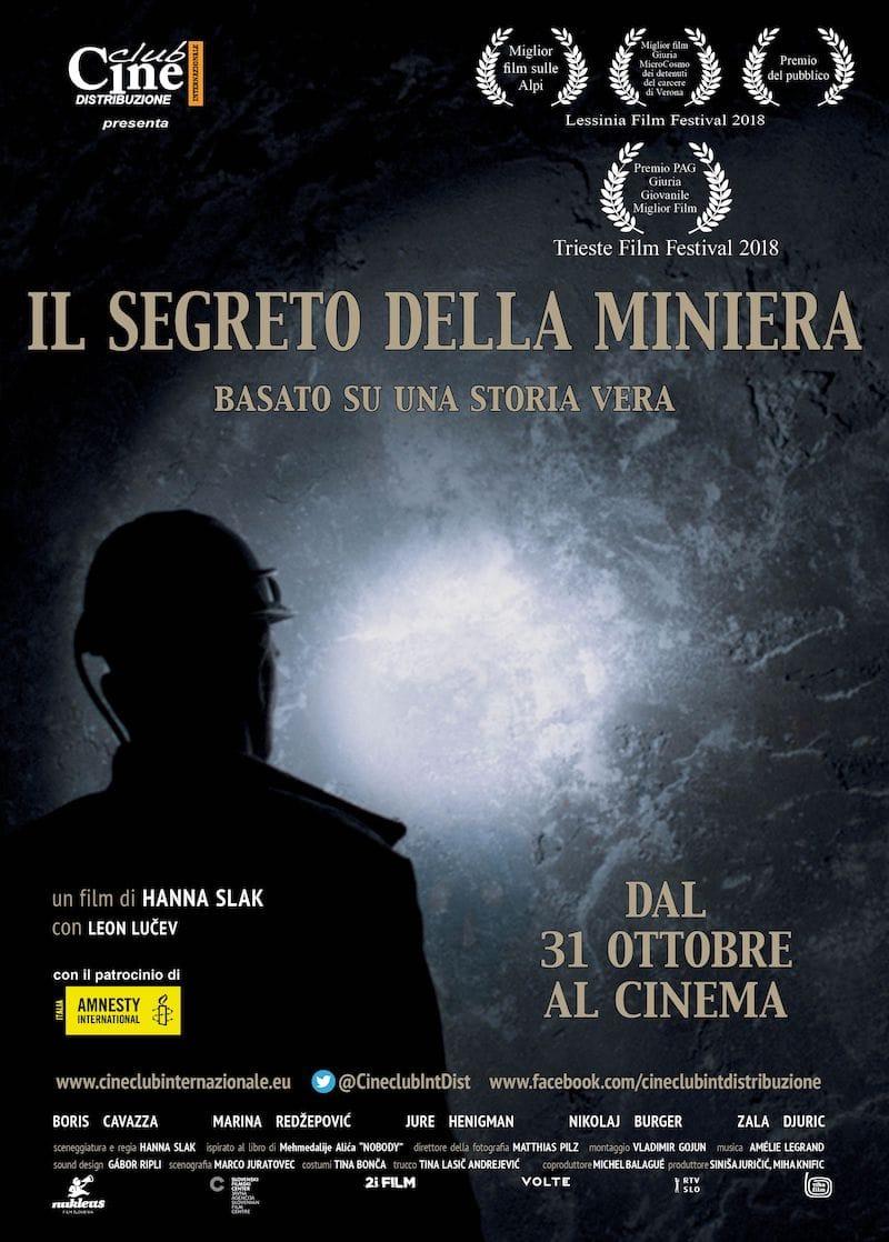 Il segreto della miniera - Film in rassegna