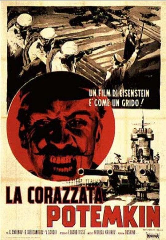 La corazzata Potëmkin - Film in rassegna