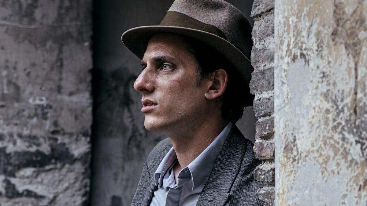 Martin Eden - Luca Marinelli