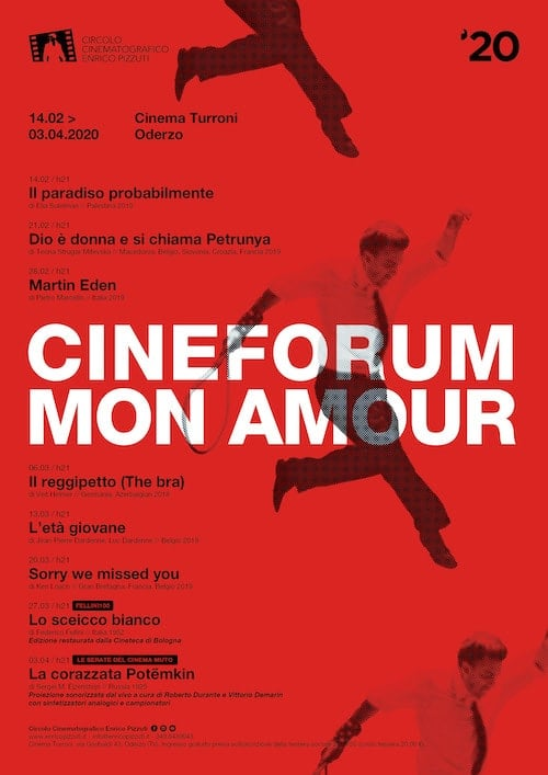 Rassegna Cinema 2020