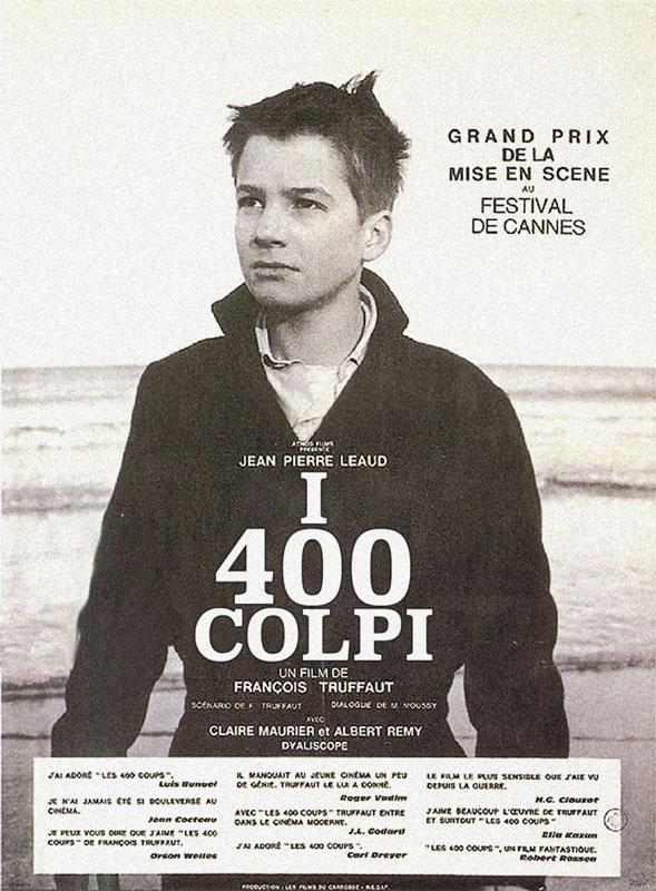 I 400 colpi - Film in rassegna