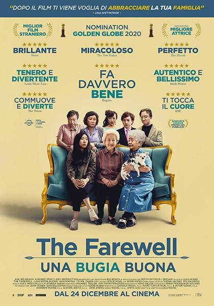 The farewell - Film in rassegna
